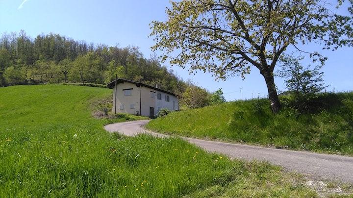 Casa nel Parco Nazionale Appennino Tosco Emiliano