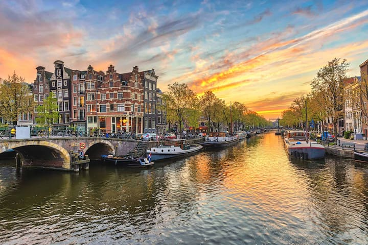 Guidebook for Amsterdam