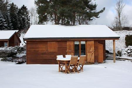 chalet 7 nuits minimum - Aydat - Nature lodge