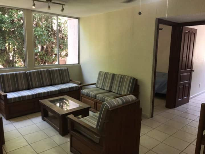 Great two bedroom in Huatulco.   Surfers Welcome!