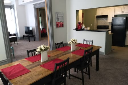 Large Apartment in Ohio City - Off Street Parking