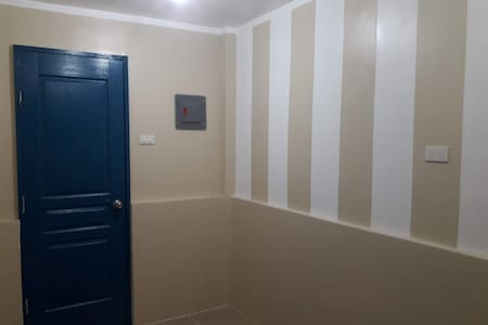 Very affordable apartment where you can stay in.