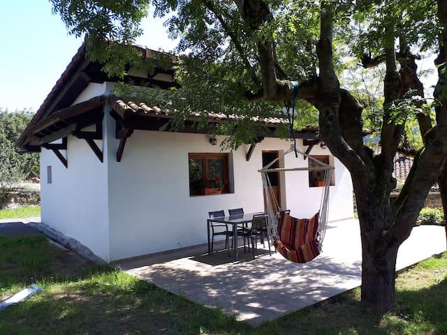 Casa de campo entre dos parques naturales