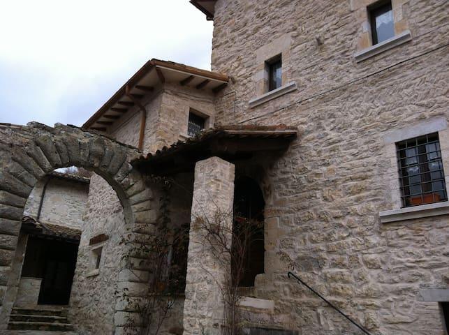 Casa in pietra indipendente - Ussita - บ้าน