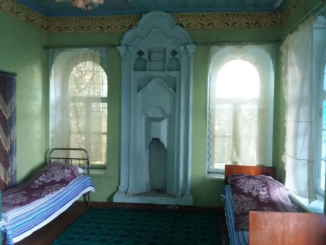 Big  room for 3 person in Sheki sity center