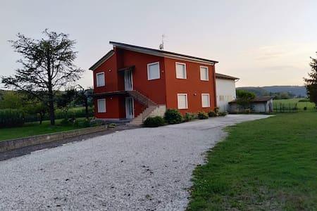 Appartamento singolo nel verde a Vicenza