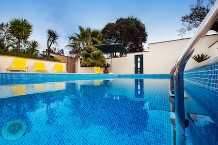 Spacious holiday home, access to pool - Coto - Apartamento