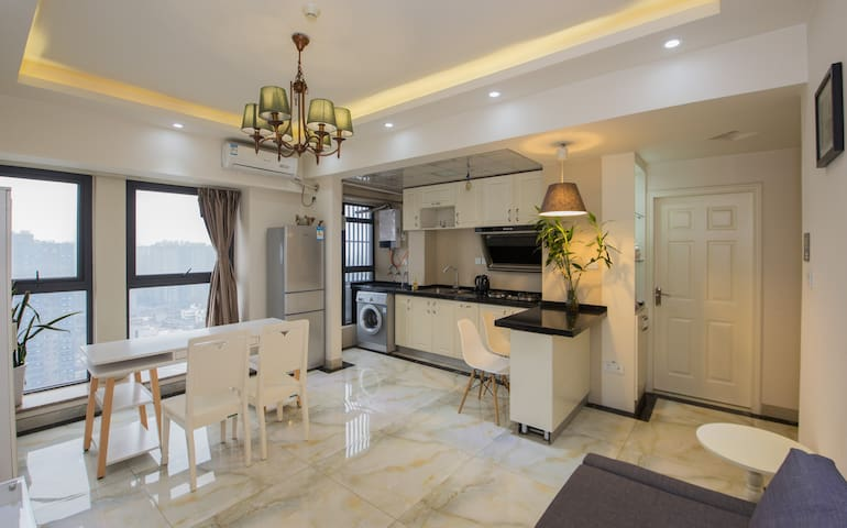 Romantic home-宽窄巷子旁的浪漫小屋 - Chengdu - Wohnung