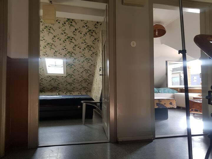 *BHF* Gemütliches Schlafzimmer in zentraler Lage 2