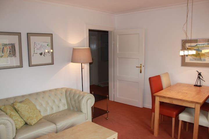 Celle Zentrum 3-Zimmer-Apartment - Celle - Flat