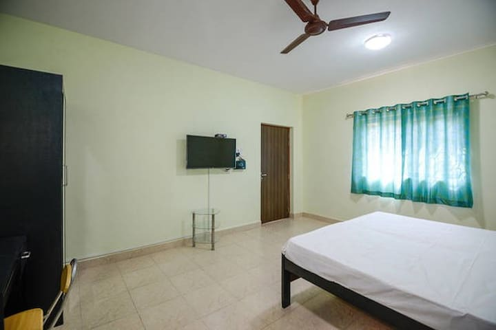 SUNSHINE PARK HOMES  - STUDIO 3 - Colva Beach - Colva - Apartemen