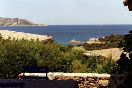 Sardinia apartment +lovely sea view - Capo Coda Cavallo