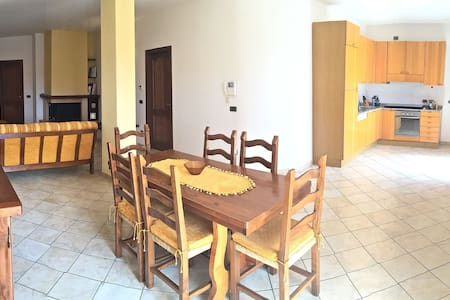Comfortable Apartment M. Cucco Park - Sigillo - Appartement