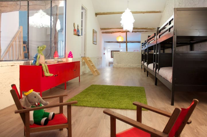 LA maison de FAmille - Pech-Luna - Villa