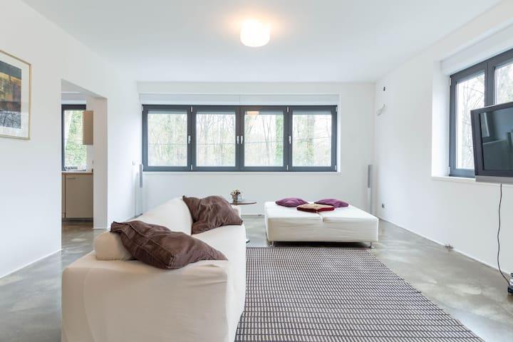 Quiet and spacious apartment - Zagreb - Apartment