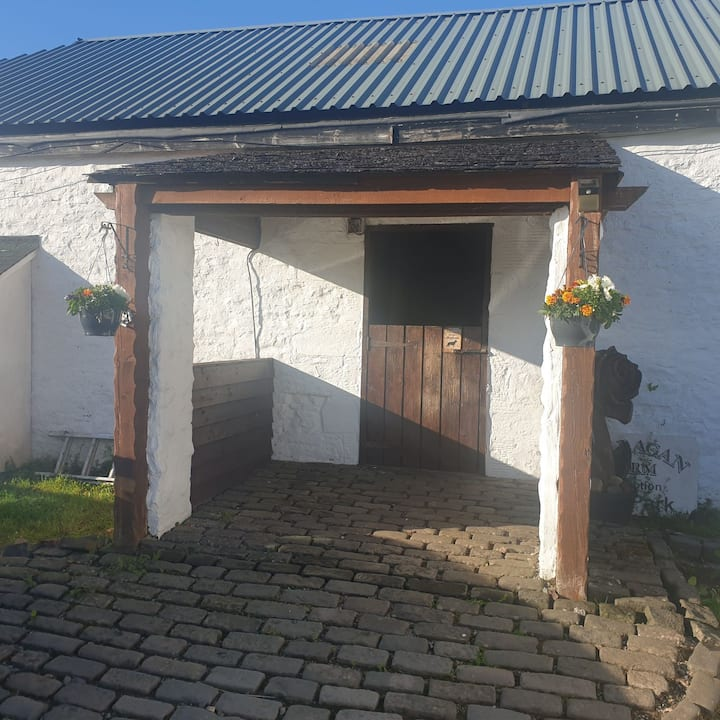 The cottage @ ballagan farm