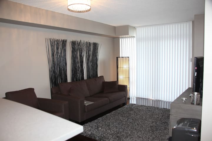 1 Bedroom  Condo Centrally Located in Etobicoke
