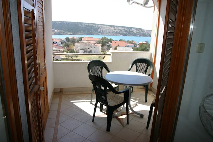 Gogo 4 nice apartment for 4 people - Novalja - Daire