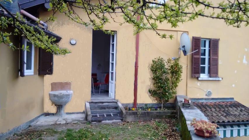 Lago Maggiore  EXPO2015 Giardino - Laveno-Mombello - Appartement