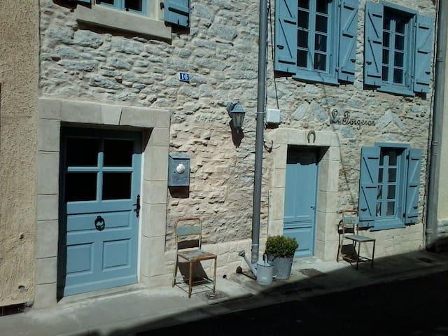 Maison de Village - Villeneuve-lès-Montréal