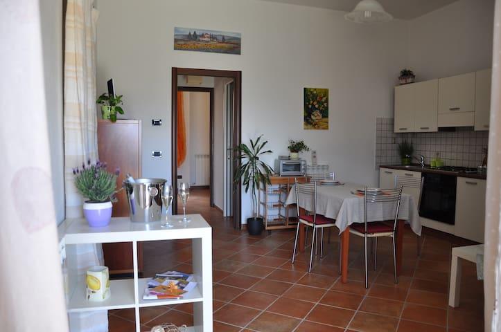 Apartment Pagano Di Rolando - Siena - Apartment