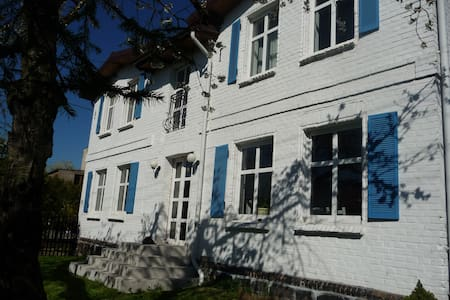 House near the Baltic seaside - Darzlubie - บ้าน