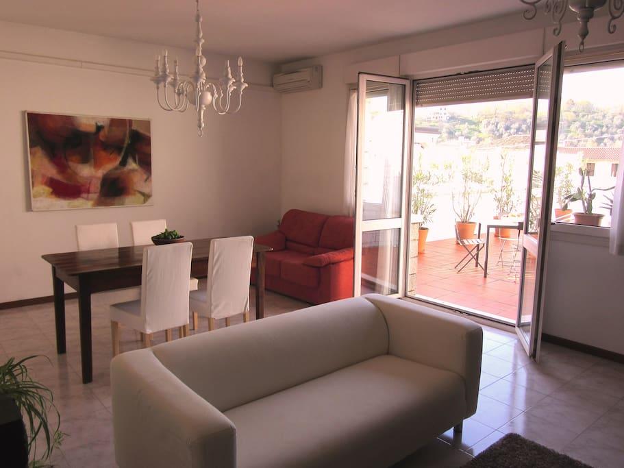 Charming flat near city centre appartamenti in affitto a for Appartamenti arredati affitto bassano del grappa