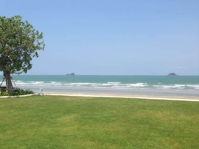 Beach front Condo for rent, Hua Hin - Nong Kae - Apartemen