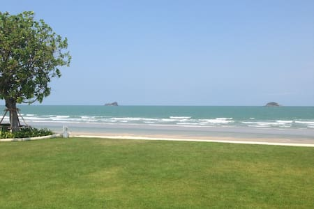 Beach front Condo for rent, Hua Hin - Nong Kae