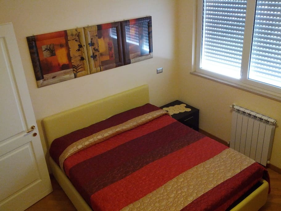 Letto matrimoniale king size  Double bed king size