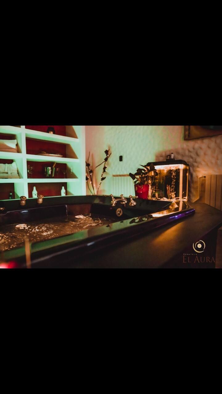 Complejo turístico el Aura: depto  1 suite Aura.