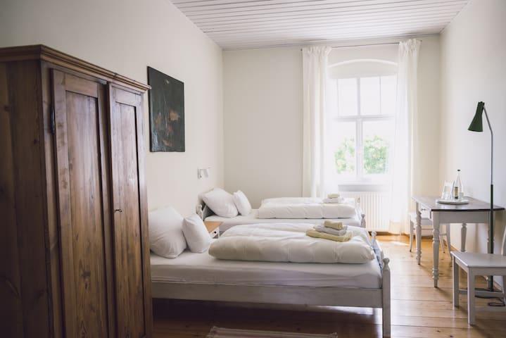 Villa Breitenberg - Zweibett-Zimmer