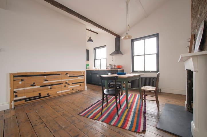 Beautiful flat in heart of Hackney - Londres