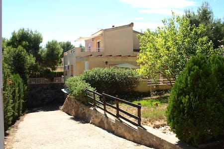 Casa en urbanizacion en lamontaña - Vilamarxant - Hus