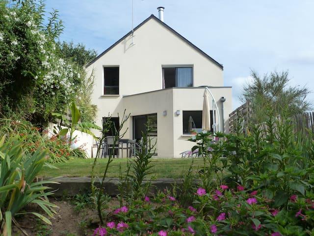 Maison récente sur Bénodet - Bénodet - Hus