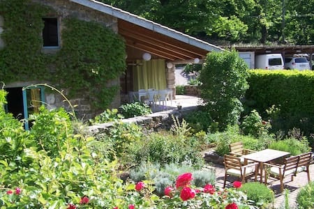 Gîte La Bergerie en Ardèche 6/7 per - Marcols-les-Eaux