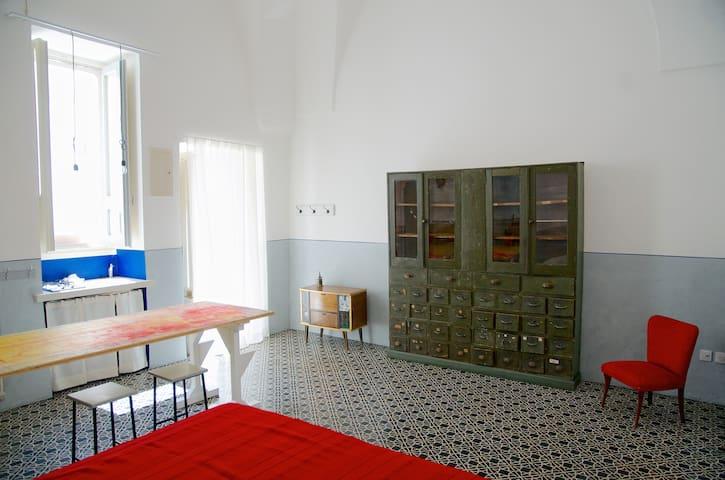 studio historical centre Presicce - Presicce - Apartment