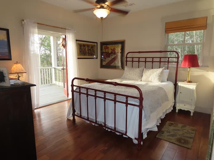 Christmas in Charleston - Creek Bedroom