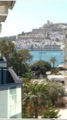 Apartamento marina botafoch Ibiza