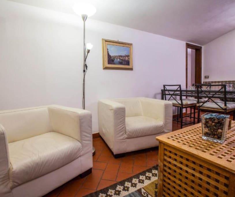 Toscana Apartments: Firenze, Ognissanti Apartment