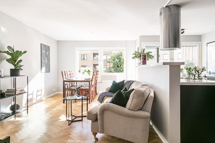 Luxorious apartment in the heart of Gothenburg