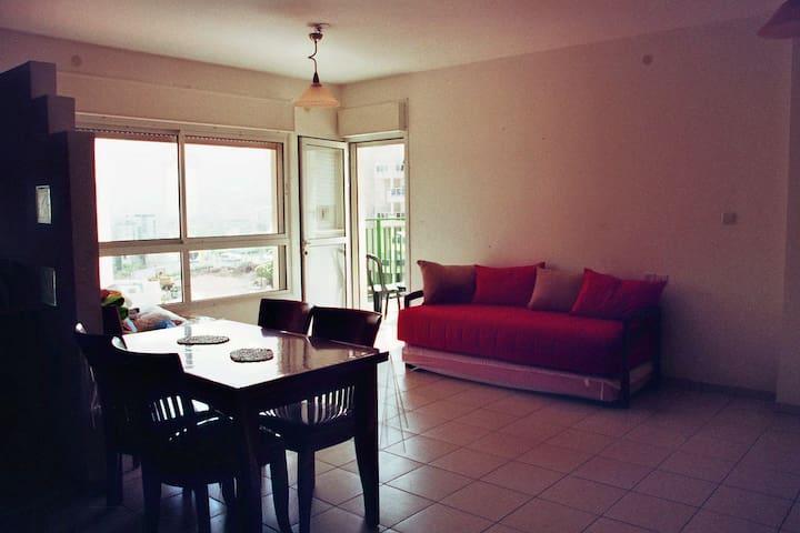 Logement sur hauteurs de Tibériade - Tiberias - Wohnung