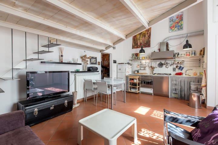 Open space delizioso - Florencia - Loft