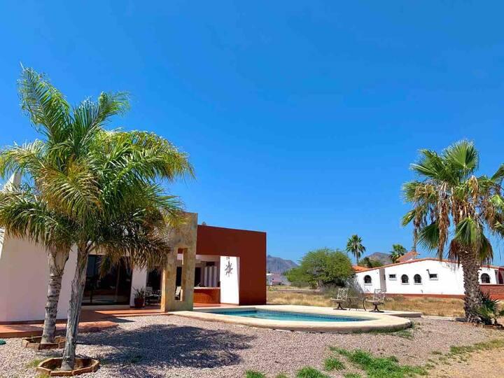 San Carlos Sonora casa vacacional