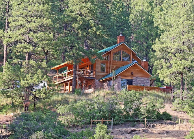 Back Nine Ranch, In the Mtn Pines - Bayfield - Cabin