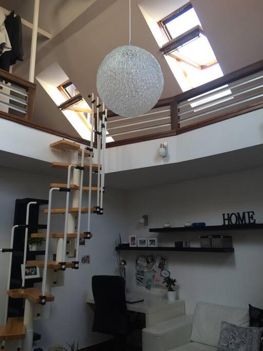 Bright apartment,center of Maribor