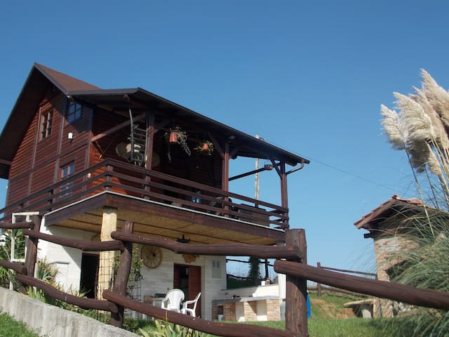 Wooden vacation house Mrežnica - Duga Resa - House
