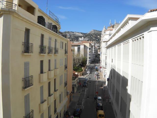 T3 Toulon Centre - Toulon - Apartment