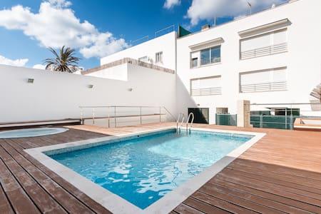 Apto 2  habit con parking céntrico - Ciutadella de Menorca