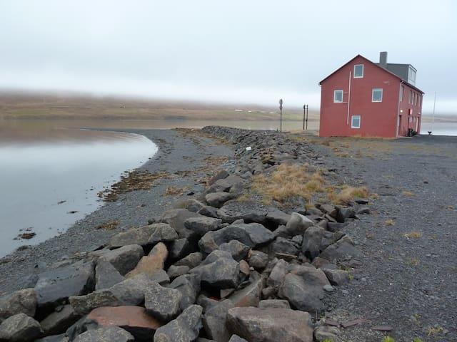 Gisting í fjöruborði á Borðeyri ! - Borðeyri - Appartement